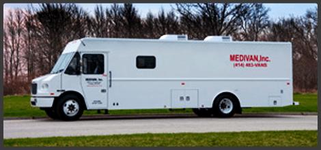 Health care | Cudahy, WI | Medivan Inc. | 414-483-8267