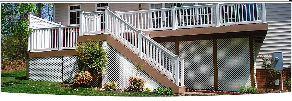 Home Improvements | Richmond, VA | Add A Deck Inc. | 804-285-4239