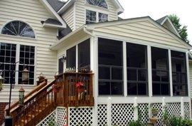 Porches | Richmond, VA | Add A Deck Inc. | 804-285-4239