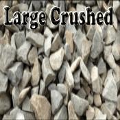 Large Crushed Stones