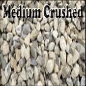 Medium Crushed Stone
