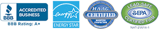 BBB, Energy Star, HAAG, EPA