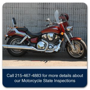 Motorcycle State Inspections  - Marinos Auto Repair - Philadelphia, PA - Call 215-467-4883 for more details about our Motorcycle State Inspections