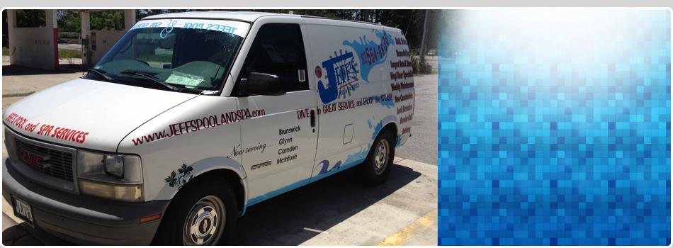 swimming pool services | Brunswick, GA | Jeffs Pool And Spa Service | 912-342-4640