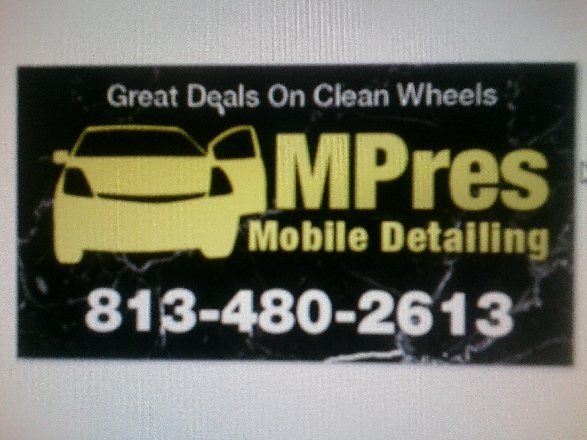 Mpres Detailing Car Wash Dover Fl Location 33527
