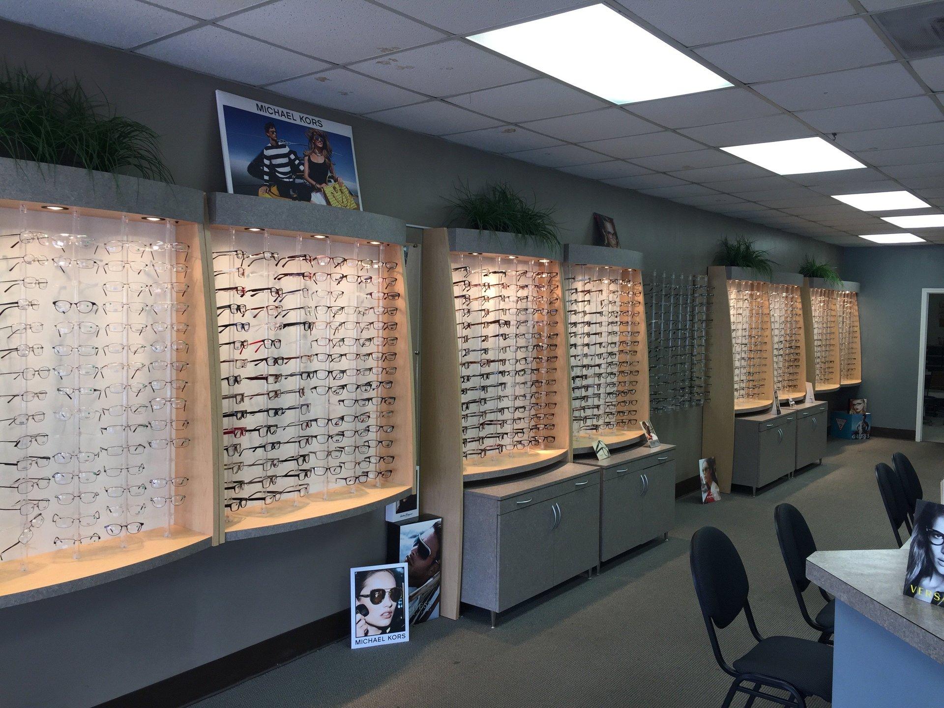 American Way optical shop