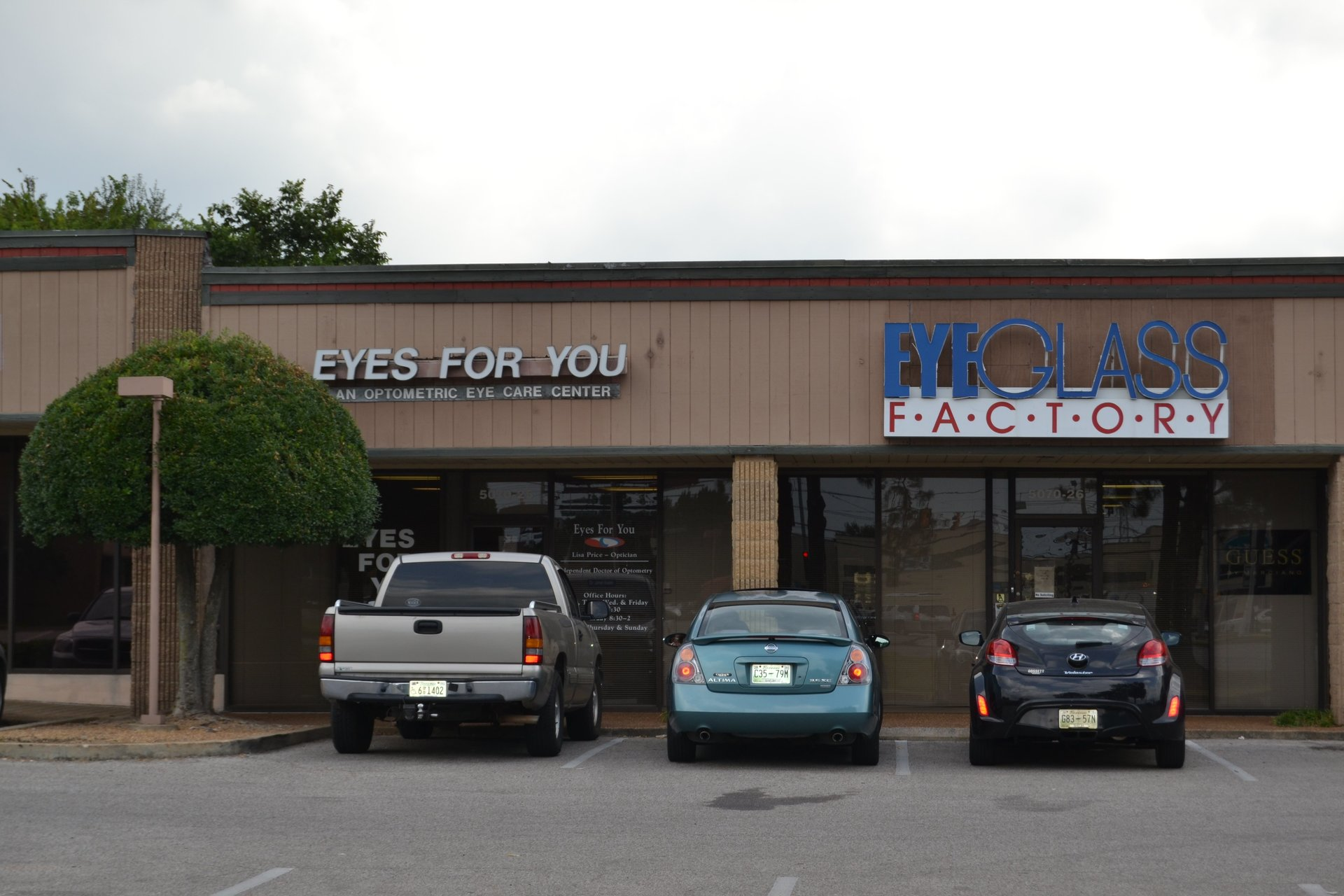 Eyes For You Raleigh LaGrange Road