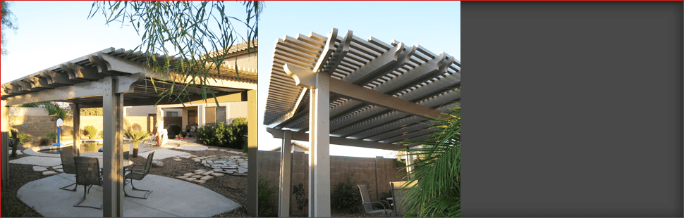 Awnings | Casa Grande, AZ | Bavohe Homes | 520-709-2000