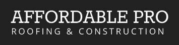 Affordable Pro Roofing & Construction Logo
