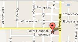 Delhi Hospital 407 Cincinnati Street, Delhi, LA 71232