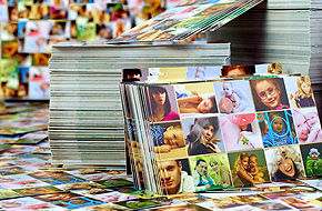 Printed images