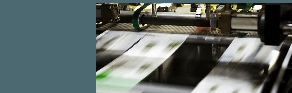 Printing newsletter