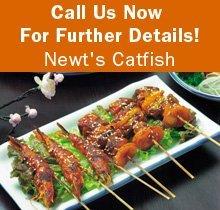 Seafood Restaurant - Hattiesburg, MS - Newt's Catfish