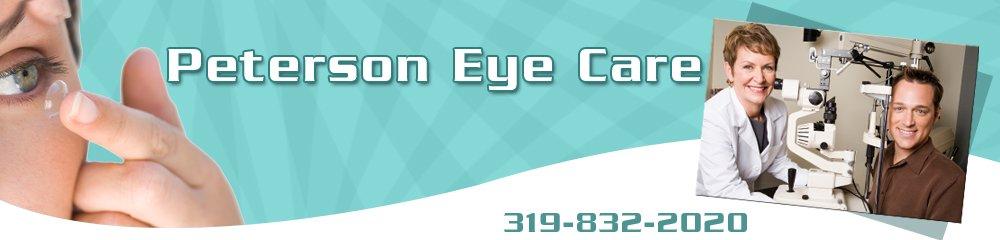 Optometrist Cedar Rapids Ia Peterson Eye Care