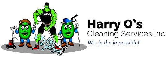 Harry O's Cleaning Services Inc. - logo