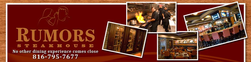 Steakhouse Restaurant Lees Summit Mo Rumors Steakhouse
