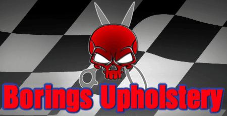Borings Upholstery - Logo