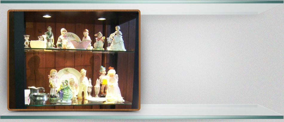antique figurines