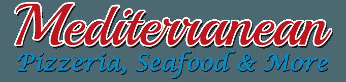 Mediterranean Pizzeria, Seafood & More - logo