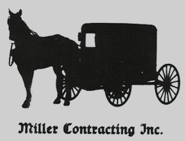 Miller Contracting Inc.-Logo