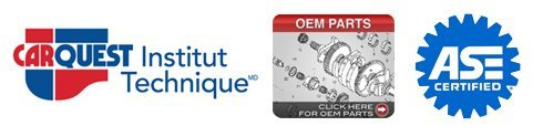CarQuest Institu Technique, OEM Parts, ASE Certified