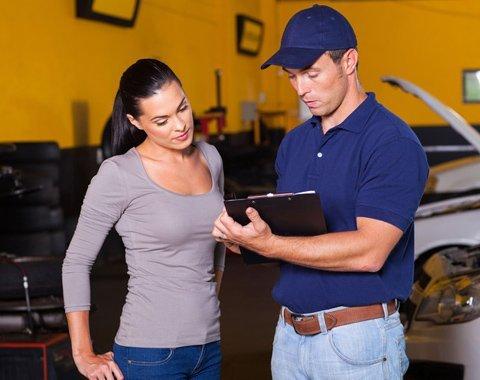 auto repair client