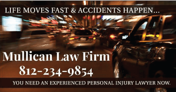 Car Accident | Mullican Law Firm | 812-234-9854