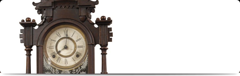 Antique Clock Services | St. Charles, IL | Clock & Watch Repair | 630-584-4495