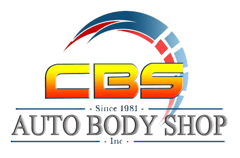 CBS Auto Body Shop - Logo