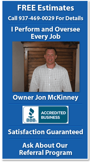 Home Improvement - Miamisburg, OH - Jon McKinney Home Improvement