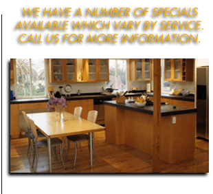 Roofing Services - Dallas Ft Worth TX - Genes Construction LLC - Kitchen - We Have A Number Of Specials Available Which Vary By Service. Call Us For More Information.