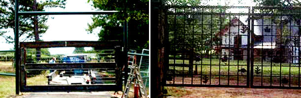 Commercial Fences | Athens, TX | Wilson Fence | 903-677-8281