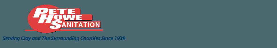 Pete Howe Sanitation - Sewer Maintenance - Spencer, IA