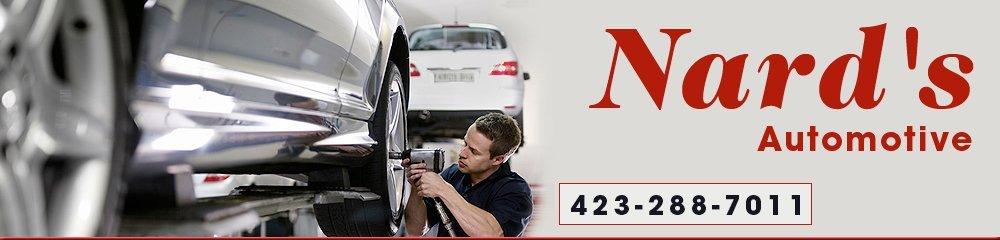 Auto Repair Shop - Kingsport, TN - Nard's Automotive