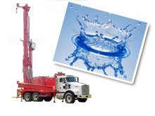 PVC pipe - Benzonia, MI - Shoebridge Well Drilling Inc. - Drilling well and water
