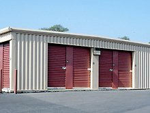 Boat storage - Houston, TX - A-Boat & RV Storage - facility
