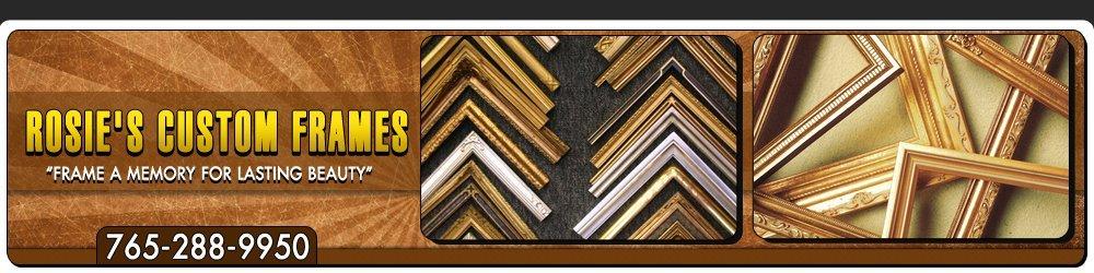 Picture Frames - Muncie, IN - Rosie's Custom Frames