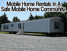Manufactured Homes - Casper, WY - Riverside Mobile Home Court - Mobile Home Rentals In A Safe Mobile Home Community.