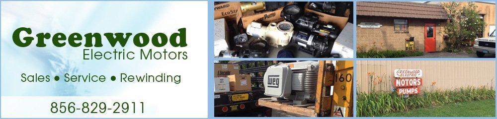Pool pump repair cinnaminson nj greenwood electric motors for Electric motor repair new jersey