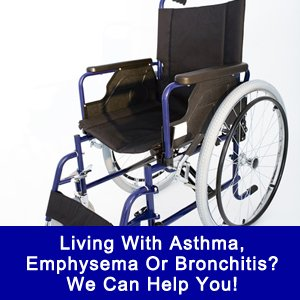 [AMedical Supplies - Vero Beach, FL - Perkins Medical Supply - wheel chair - Living With Asthma, Emphysema Or Bronchitis? We Can Help You!