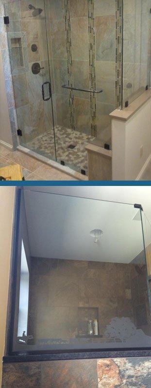 Shower Enclosure   Columbus, IN   Scheidler Glass Inc   812-373-4527
