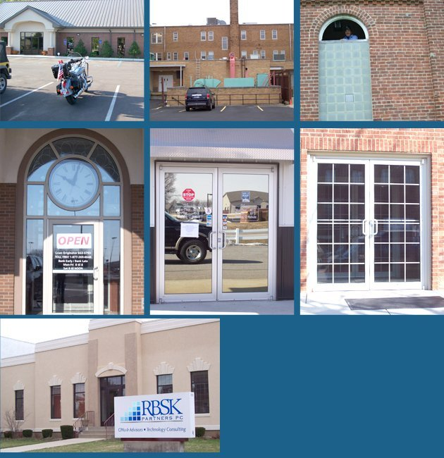 Commercial | Columbus, IN | Scheidler Glass Inc | 812-373-4527