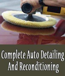 Auto Upholstery Cleaning - Ruston, LA - Ruston Auto Detail