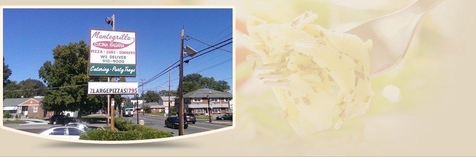 Pizza | Pennsauken, NJ | Montegrillo Cucina Italiana | 856-910-9000