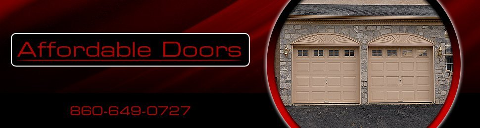 Garage Doors And Openers Manchester Ct Affordable Doors