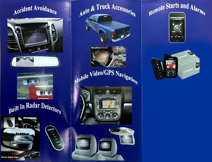 Mobile electronics | Westmont, IL | Auto Glass Masters & Trim | 630-737-0900