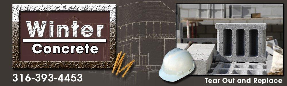Concrete Contractor Wichita Ks Winter Concrete
