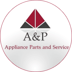 A & P Appliance - Logo