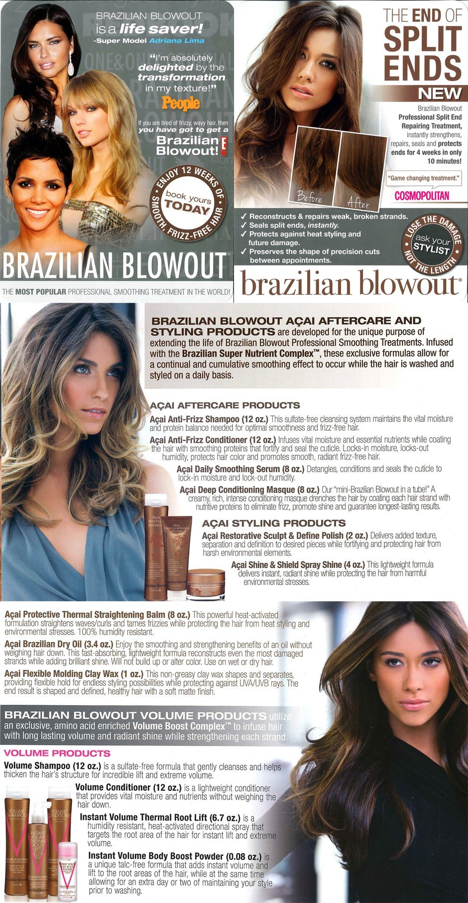 Brazillian Blowout | Wetumpka, AL | The Gab Salon & Spa | 334-567-5344
