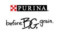 Fromm, Purina, Exclusive, and Before (B.G.) Grain dealer